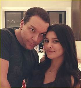 Horrible Hack Comedian Dane Cook 45 Finds Love Of HIS