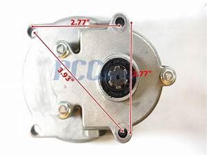 Gear Reduction 43cc 47cc 49cc Transmission 2