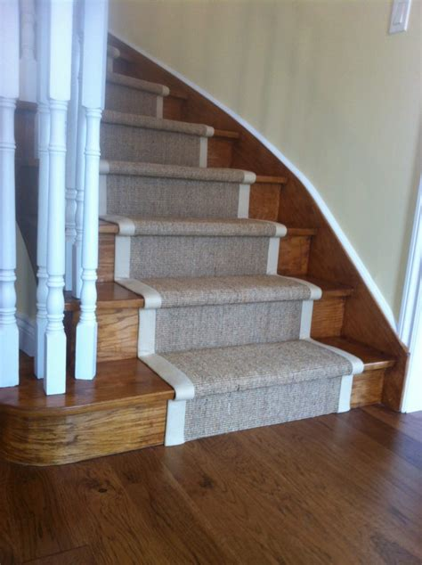 carpet runners for stairs sisal carpet stair runners for stairs and hallway