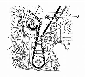 Timing Belt Diagram 2 4 Chevy  Parts  Auto Parts Catalog