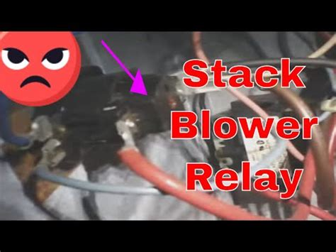 Hvac Service The Infamous Goodman Blower Relay Strikes