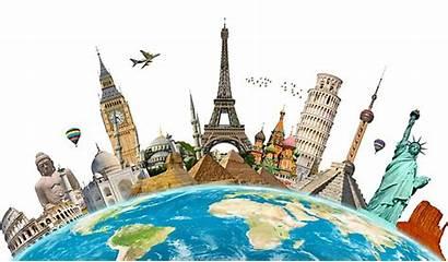 International Tourism Countries Travel Spend Worldatlas Increasingly