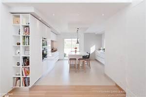 Cuisine Armony Avis : am nagement d 39 une maison moderne et design cuisine salon salle de douche sk concept la ~ Nature-et-papiers.com Idées de Décoration