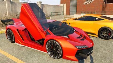 grand theft auto  customizing zentorno lamborghini