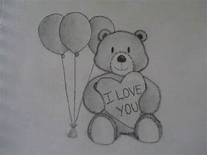 I Love You Drawings   love you drawings for him   I Love ...