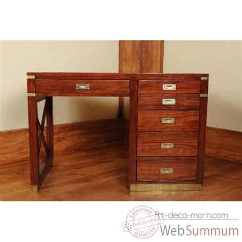 bureau style marin meuble marin bois de sur déco marin