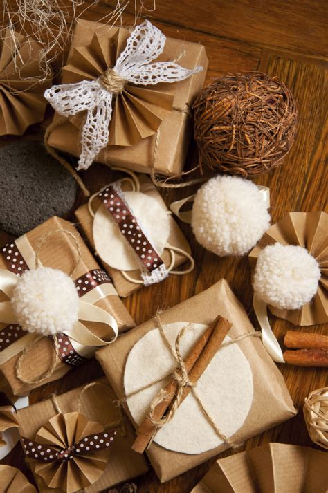 beautiful christmas wrapping ideas