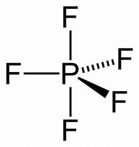 Phosphorus Pentafluoride