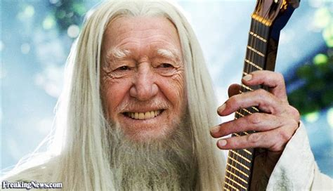 funny gandalf pictures freaking news