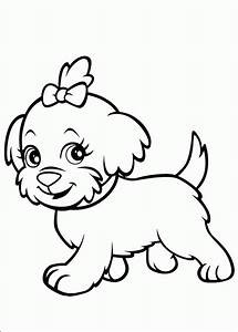 Polly Pocket Pet Coloring Pages For Preschoolers
