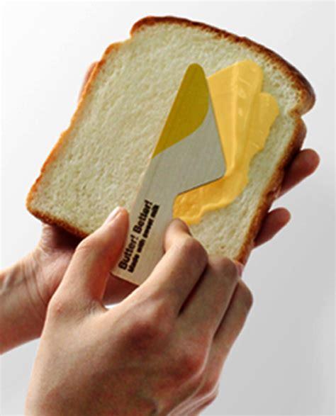 Four Flavored Butter Spoon  Yanko Design