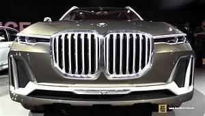 Bmw X7 2017 Prix : bmw x7 concept walkaround 2017 la auto show youtube ~ Accommodationitalianriviera.info Avis de Voitures