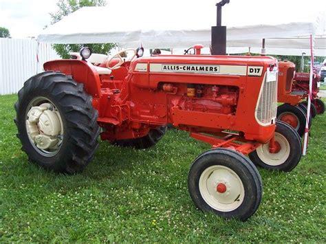 1963 allis chalmers d17 seriesiii allis chamers tractors antique tractors allis chalmers