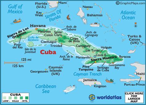 Cuba Facts Largest Cities Populations Symbols