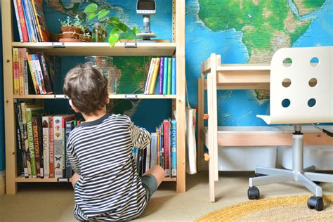 Montessori Home Environments For A Five-year-old