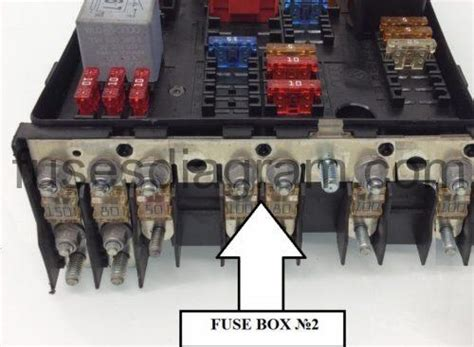 How To Open Audi Fuse Box by Fuse Box Audi A3 8p