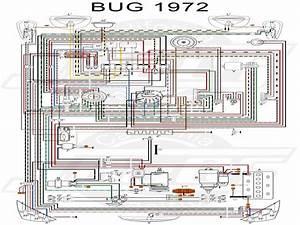 Wiring Diagram 1972 Vw Beetle  U2013 Backup Gambar