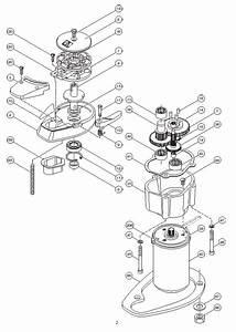 Simpson Lawrence Sprint 400 Parts