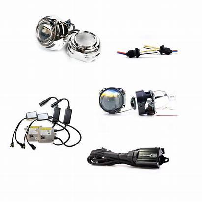 Hid Kit Projector Retrofit H1 Headlight Led