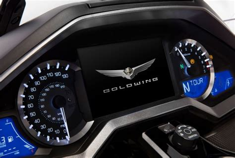 2019 Honda Goldwing Colors by 2019 Honda Gold Wing Changes Price Review Release Date