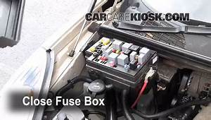 Blown Fuse Check 2002-2007 Buick Rendezvous