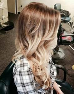 Faire Un Balayage : balayage blond ou caramel pour vos cheveux ch tains ~ Melissatoandfro.com Idées de Décoration