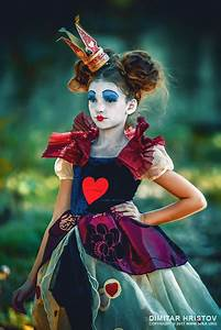 The Queen Of Hearts  U2013 Alice In Wonderland