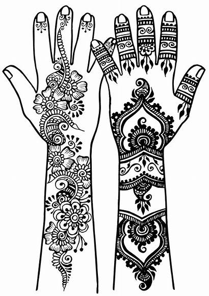 Coloring Pages Tattoos Arm Adults Tatoo Hand