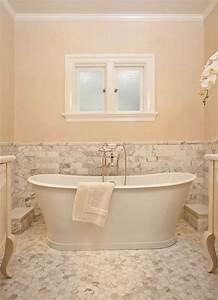 Splashy Stand Alone Tubs In Bathroom Traditional With