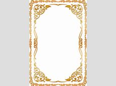 Frame Ornate Gold · Free image on Pixabay