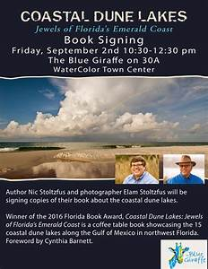 Coastal Dune Lakes: Jewels of Florida's Emerald Coast ...