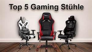 Günstige Gaming Stühle : top 5 gaming st hle in 2018 g nstig youtube ~ Markanthonyermac.com Haus und Dekorationen