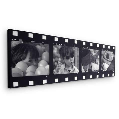 collage selbst gestalten filmstreifen collage selbst gestalten leinwand bedrucken