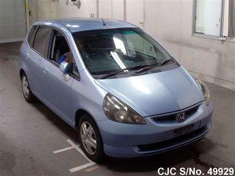 The honda fit is available in two trim levels, the base fit ($13,850) and the sport ($15,170). 2001 Honda Fit Light Blue for sale | Stock No. 49929 ...