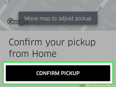 How To Choose An Uber Car (with Pictures)