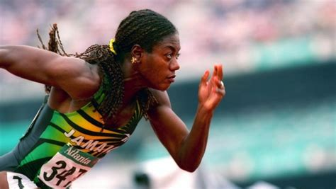 In Honour Of: Merlene Ottey, her legendary achievements ...