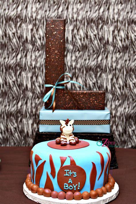 boy zebra themed baby shower savvy sassy moms