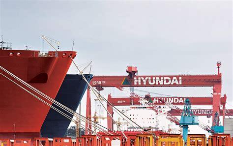 south koreas hyundai heavy scores  million greek lng