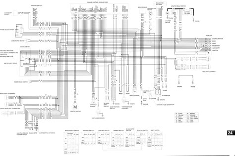 2000 Honda Foreman 450 Wiring Diagram by I A Honda Rubicon Foreman I Want The Information To