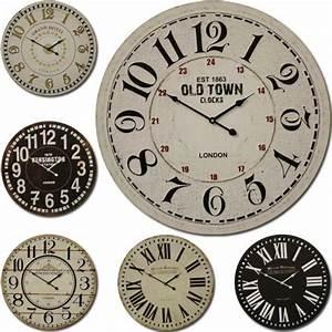 Vintage Wanduhr Xxl : wanduhr xxl 60cm 29cm design retro uhr vintage nostalgie k chenuhr xl bahnhofs ebay ~ Whattoseeinmadrid.com Haus und Dekorationen