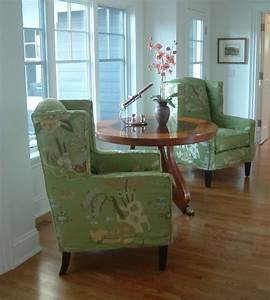 modern wingback chair Living Room Traditional with arm