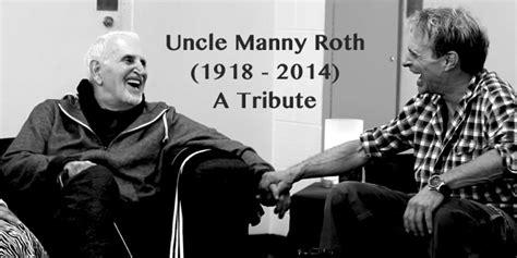 van halen news desk tribute to uncle manny roth 1918 2014 van halen news