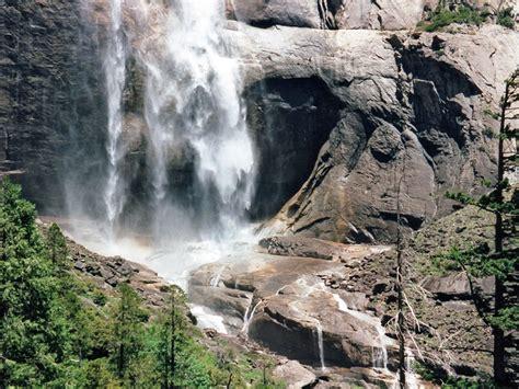 Base Upper Yosemite Fall