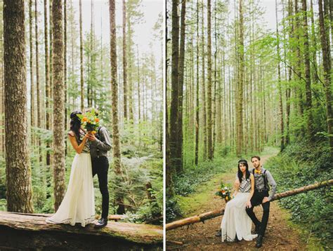 what does elope a romantic elopement in the woods laura nick