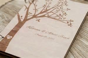 guest book wedding wood wedding guest book wedding guestbook modern custom