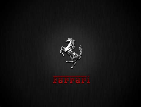 Ferrari Wallpapers Logo