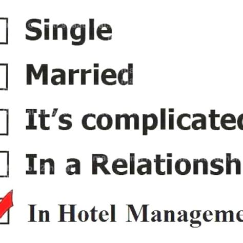 Funny Hotel Management Quotes