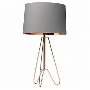 how a copper table lamp can change the ambiance of a room With table lamp z copper