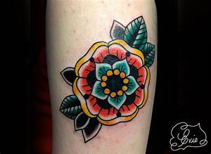 Pix For > Traditional Flower Tattoo Mandala | Tattoos ...
