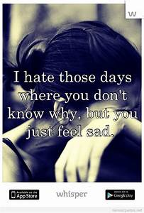 Feeling sad quote days | Quotes | Pinterest | Infertility ...